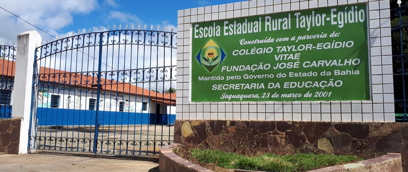 Escola Rural Taylor-Egídio (ERTE)